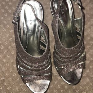 Style & Co Shoes - Sparkly platform heels